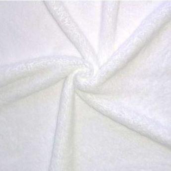 Teddy blanc - Qualité ultra douce