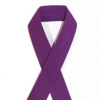 Biais uni - 79 violet