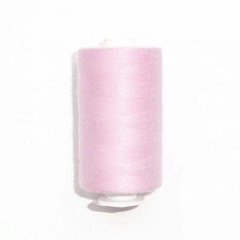 Fil bobine 1000m rose poudre