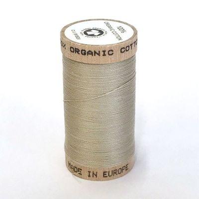 Fil coton bio bobine 100m ECRU Scanfil