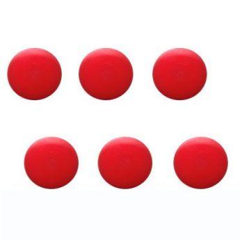 Pressions résine KAM taille 16 B38 rouge
