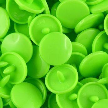 Pressions KAM taille 20 B50 citron vert
